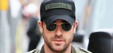 Did Justin Theroux really say '9/11 was the best thing that happened to NYers'?