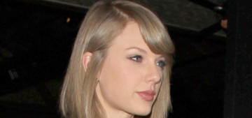 Why has Taylor Swift 'gone dark'?  Is she pissed about Adele or is it something else?