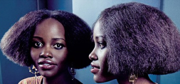 Lupita Nyong'o: Ralph Fiennes once said 'Lupita, give me my space'