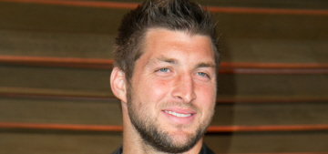 Tim Tebow thought Olivia Culpo was a 'goddess' & but she 'was not interested'