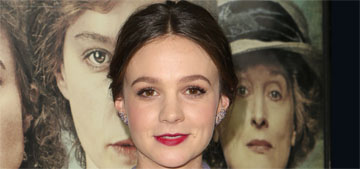 Carey Mulligan on feminism: it feels 'like a new word, people are afraid of labels'