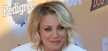 Kaley Cuoco spent her 30th birthday in a Mexican tiger & jaguar sanctuary