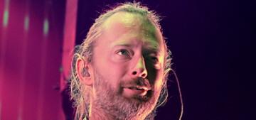 Thom Yorke: YouTube & Google seize music & it's 'like what the Nazis did'