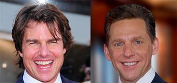 Tom Cruise & Scientology leader David Miscavige 'do everything together'