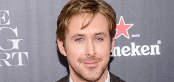 Ryan Gosling: 'I know that I'm with the person I'm supposed to be with'