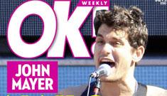 """OK! Magazine gives John Mayer his Twitwish"" links"