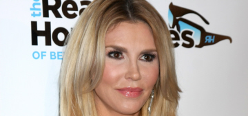 Brandi Glanville explains why she came back to 'RHOBH' after being fired: 'Money'