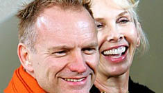 Sting and Trudie to perform in benefit