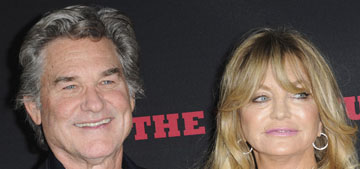 Kurt Russell isn't marrying Goldie Hawn: 'They trot that out every 4 or 5 years'