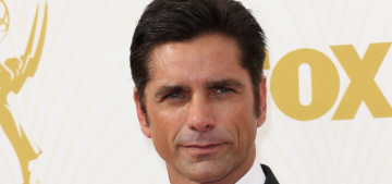 John Stamos goes without pants for Paper Magazine: not bad or put it away?