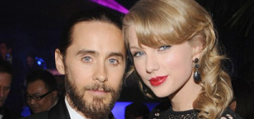 Jared Leto apologizes for saying that he doesn't 'give a f–k' about Taylor Swift