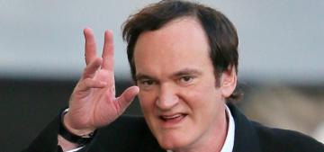 Quentin Tarantino slams the NY Post, says he really did go to jail three times
