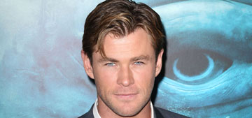 Chris Hemsworth on his weight loss: Elsa 'had to put up with my moods'