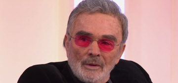 Burt Reynolds: Jon Voight was 'tremendously hurt' by Angelina Jolie