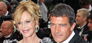 Melanie Griffith's spousal support from Antonio Banderas is $65k a month