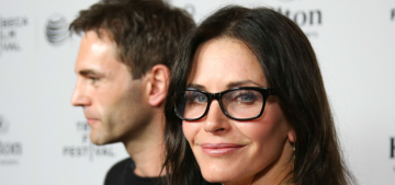 Did Courteney Cox hire a private investigator to look into Johnny McDaid?
