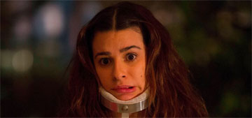 Lea Michele on Scream Queens: 'I wouldn't put anything past Ryan Murphy'