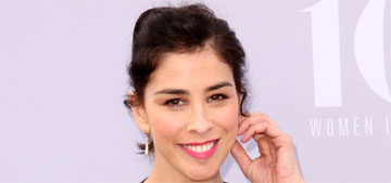 Sarah Silverman emailed her late mom about her SAG nomination: touching?