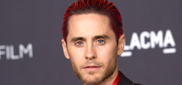 Jared Leto is suing TMZ after they published that Taylor Swift-hating video