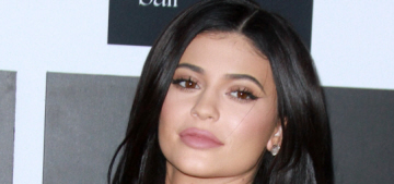 Kylie Jenner in August Getty at Rihanna's Diamond Ball: actually not that bad?