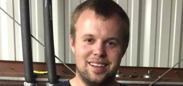 John-David Duggar, 25, doesn't want to be like brother Josh Duggar anymore