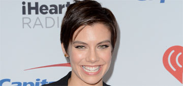 Lauren Cohan of Walking Dead debuts short hair: what does this mean for Maggie?