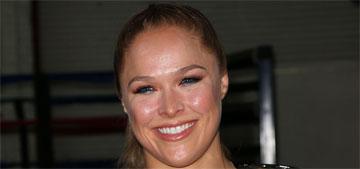 Ronda Rousey honors Marine Ball invitation despite crushing defeat: awesome?