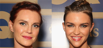 Ruby Rose and ex-fiancee Phoebe Dahl exhibit grace during breakup