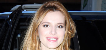 Bella Thorne isn't outing 'mean girl' from billionaire family, gives more hints