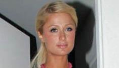 Paris Hilton wins an award
