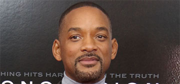 Will Smith was 'kind of joking' when he said 'I gotta be the president'