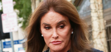 Caitlyn Jenner is Barbara Walters' Most Fascinating Person of 2015: basic choice?