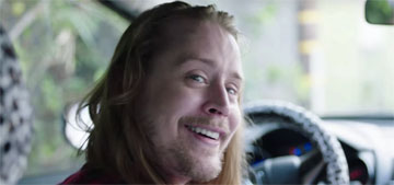 Macaulay Culkin shows us the fate of his Home Alone character & it's not pretty
