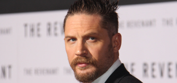 Tom Hardy got called out for being a giant douche during 'The Revenant' junket