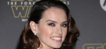Daisy Ridley is 'really frustrated' by comparisons to look-alike Keira Knightley