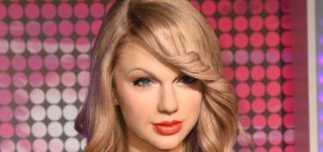 """Taylor Swift's latest wax figure is amazing, eerily realistic, creepy"" links"