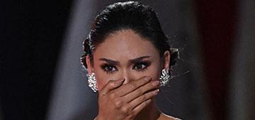 Steve Harvey's Miss Universe fail: Harvey 'crowns' the wrong contestant