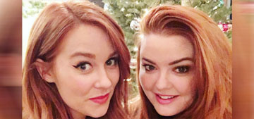 Lauren Conrad went from blonde to red hair: pretty or doesn't suit her?