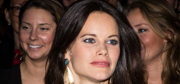 Princess Sofia debuts a 'Kate-inspired lob' in Stockholm: love it or hate it?