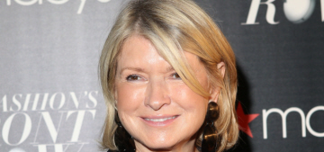 Martha Stewart thinks the Real Housewives of NY are 'lowbrow, very B-list'
