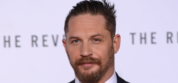 Tom Hardy wrote a passive-aggressive open letter to HitFix's Drew McWeeny