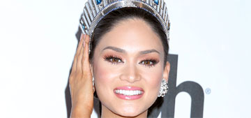 Miss Universe & Miss Colombia make nice; Steve Harvey invited to host again