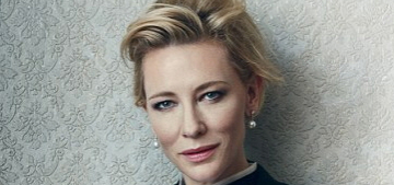 Cate Blanchett adopted from America because of Australia's awful adoption laws