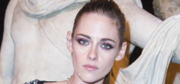 Kristen Stewart on social media: 'It's just so empty & distracting, it's just nothing'