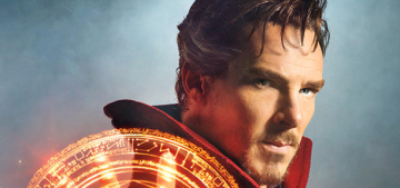 Benedict Cumberbatch: There's lots of 'rough & tumble' action in 'Doctor Strange'