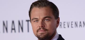 """""""Leonardo DiCaprio is spending New Year's in St. Bart's, like always"""" links"""