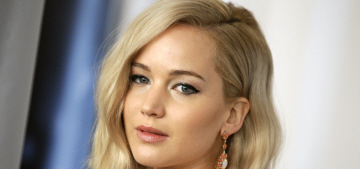 Jennifer Lawrence on New Year's Eve: 'I always end up drunk & disappointed'