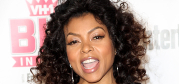 """Taraji P. Henson is the best of 2015 & Happy New Year's Eve"" links"