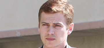 Hayden Christensen walked away from his career because it was 'handed' to him