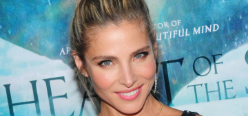 Elsa Pataky & Chris Hemsworth 'dressed up' like Native Americans for NYE